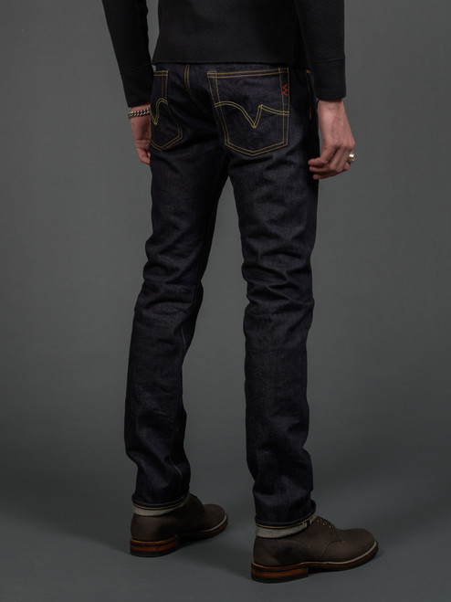 IH-777S-142 Slim Tapered 14 Oz Selvedge Jeans