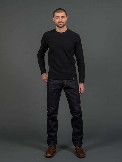 IH-888S-142 Relaxed Tapered 14 Oz Selvedge Jeans