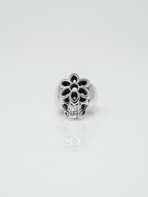 Good Art Sterling Silver Steal Your Rosette Ring