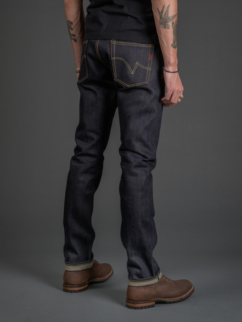 Iron Heart IH-555-XHS Super Slim 25 oz Jeans