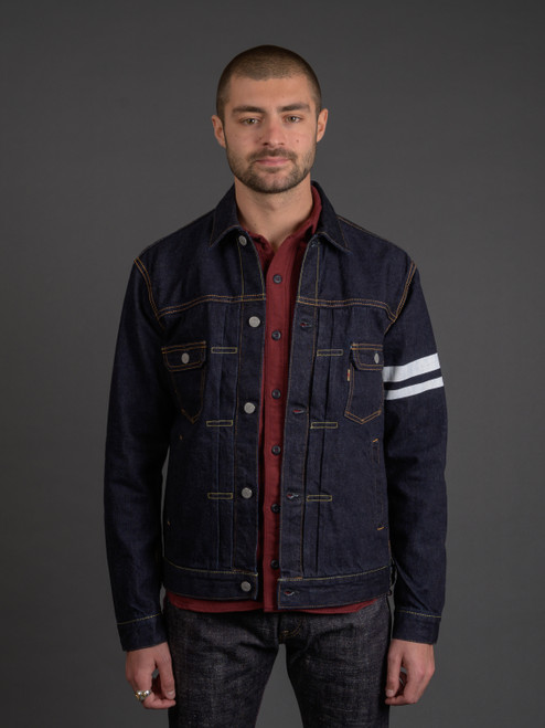 Momotaro 03-051 12 oz Type II Denim Jacket