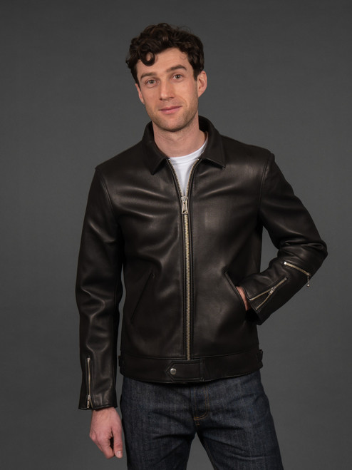 Fine Creek Leathers Special Edition Sheepskin Tyler Jacket