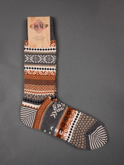 Chup Socks - Realta - Smoke