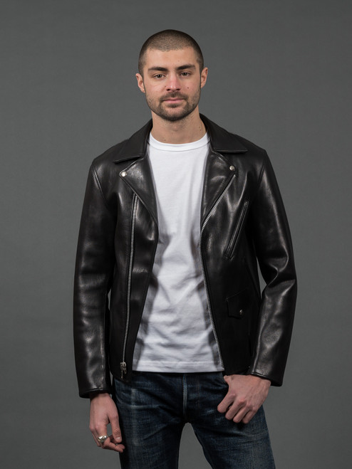 Fine Creek Leathers Leon Custom 2mm Horsehide Jacket
