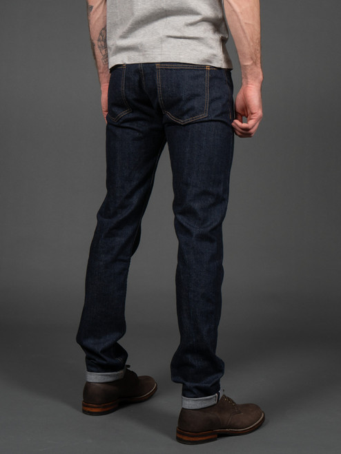 3sixteen CT-101x Lightweight Classic Tapered Indigo Selvedge Jeans