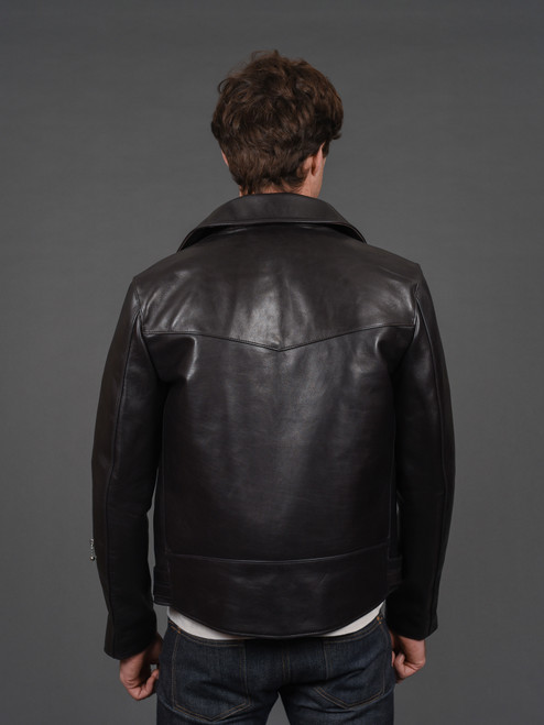 Fine Creek Leathers Edward Horsehide Jacket