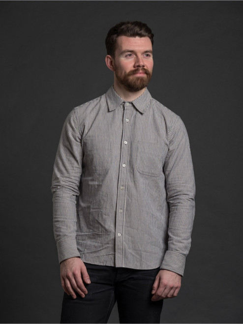 Rogue Territory Jumper Shirt - Neppy Classic Stripe