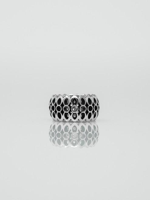 Good Art Sterling Silver Model 25 Ring