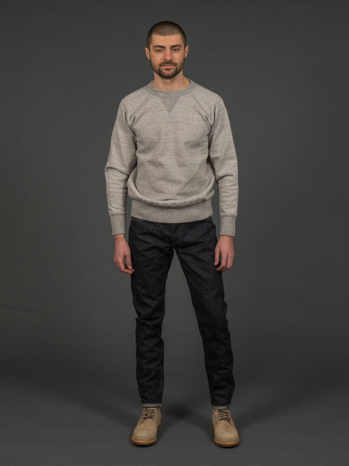 Studio D'Artisan SD-108 Selvedge Jeans - Relaxed Tapered