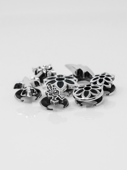 Good Art Boutonniere - Sterling Silver