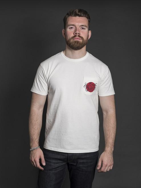 Stevenson Overall Rising Sun Pocket T Shirt