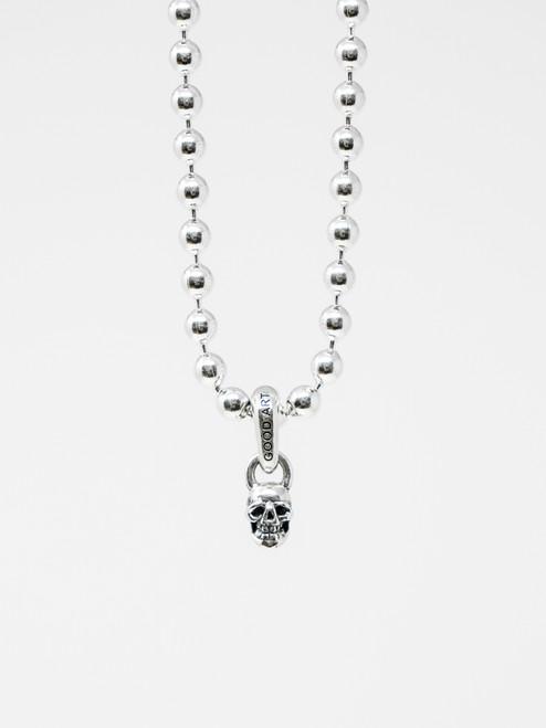 Good Art Sterling Silver Jack Skull #1 Pendant