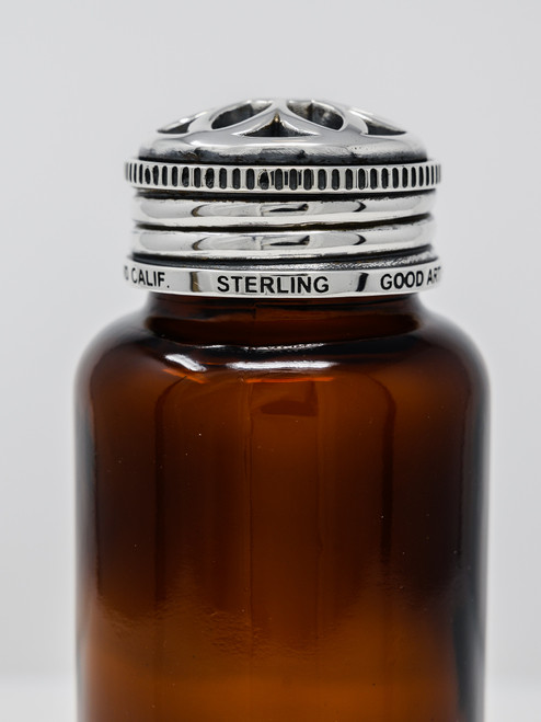 Good Art Sterling Silver Vitamin Jar