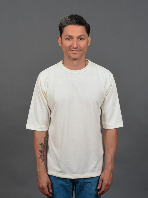 "FCL Mossir ""Thomas"" S/S T-Shirt - White"