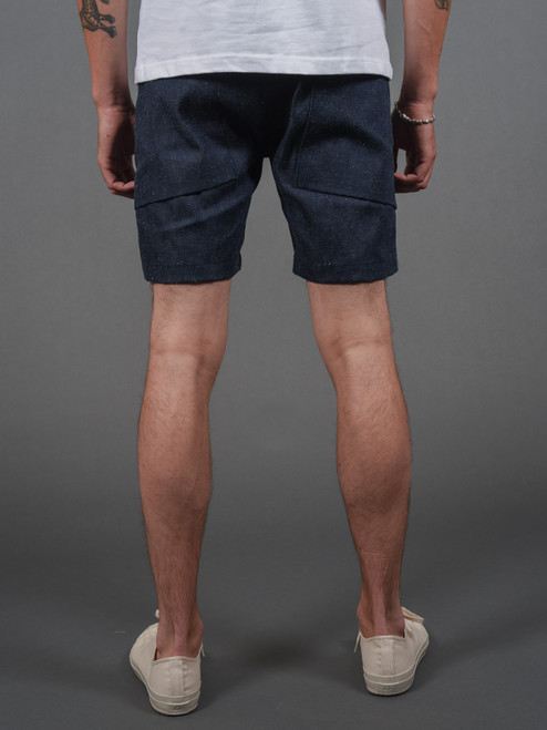 Rogue Territory Fatigue Shorts - Neppy Denim