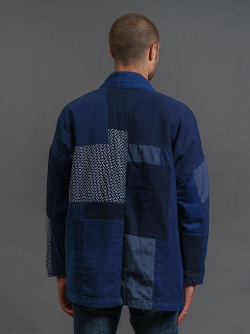 FDMTL Sashiko Haori Jacket