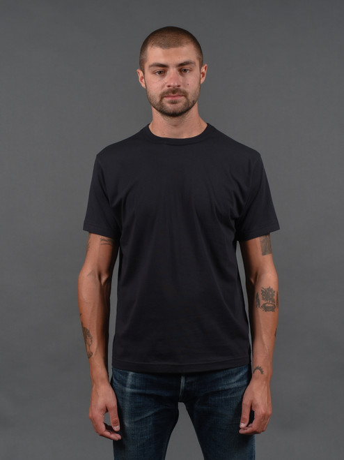 3sixteen Pima T-shirt - Black (2 Pack)