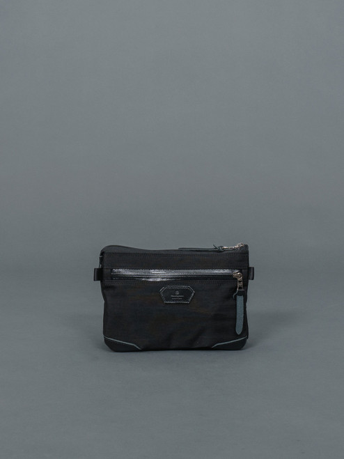Master-Piece Chambers Sacoche Bag - Black