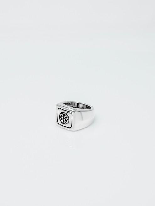 Good Art Sterling Silver Flipiddy Dippidy Ring - Medium