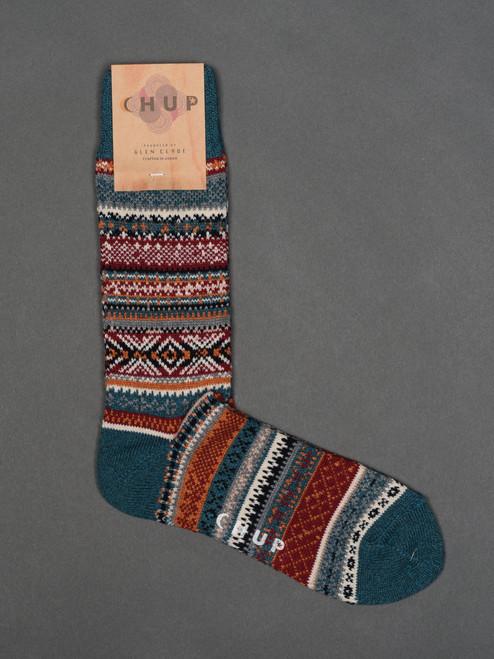 Chup Socks - Aistear - Teal