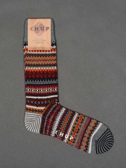 Chup Socks - Mjosa - Fossil