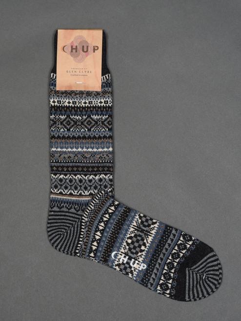 Chup Socks - Baile - Charcoal