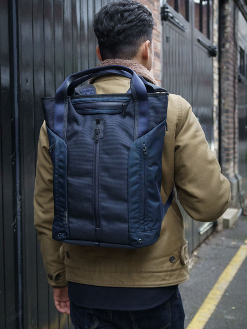 Master-Piece Time Backpack - Navy