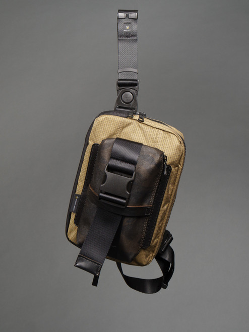 Master-Piece Rogue Shoulder Bag - Beige