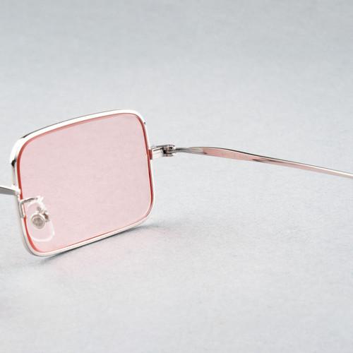 Effector - Saddle - Pink