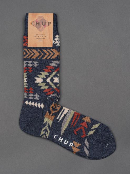 Chup Socks - Atsa - Denim