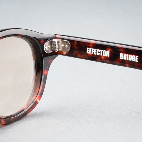 Effector Bridge - Tortoise Shell Clear