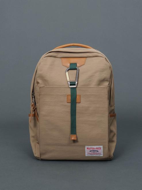Master-Piece Link Backpack - Beige