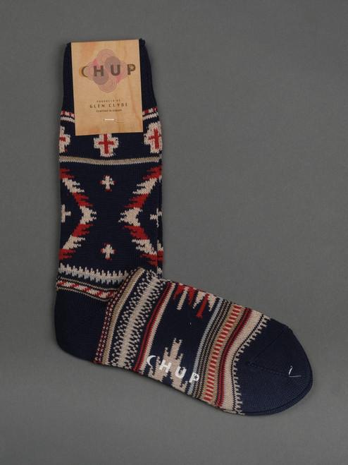 Chup Socks - Suerte - Navy