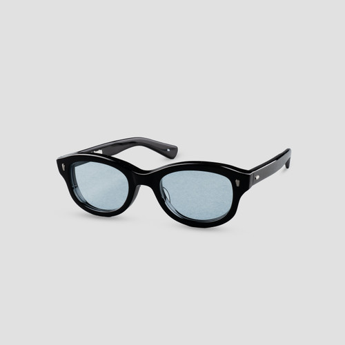 Effector - Lento - Black - Aqua Blue
