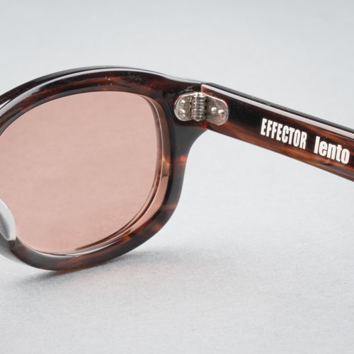 Effector - Lento - Tortoise - Honey Brown