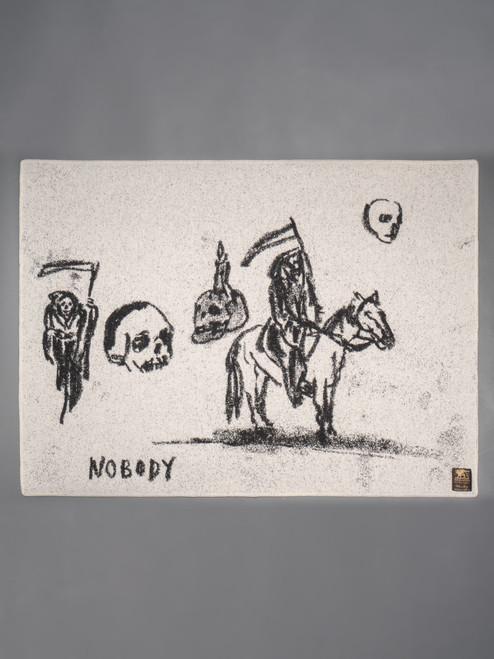 Wes Lang x Indigofera Nobody Blanket