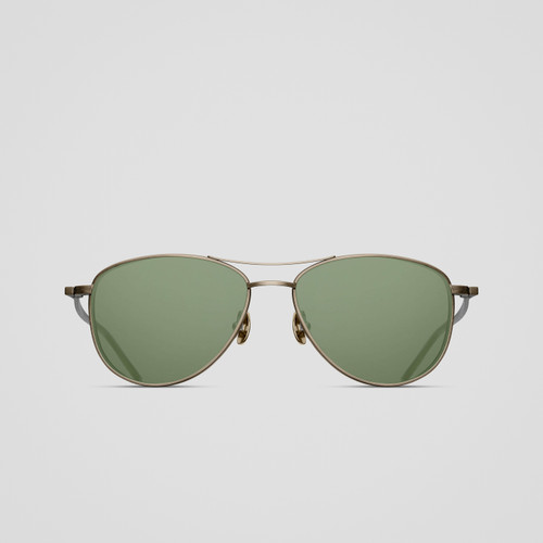 Matsuda M3088 Modified Aviator Sunglasses