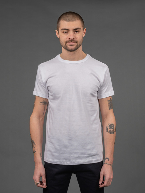 3sixteen Heavyweight T shirt (2 Pack) White