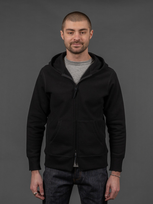 3sixteen Heavyweight Hoody Black