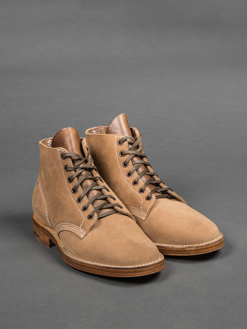 Viberg Boondocker Leather Sole