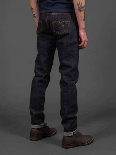The Flat Head 3012 Straight Tapered Jeans