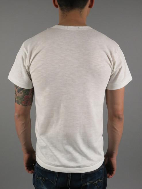 Mister Freedom White Stanley T Shirt