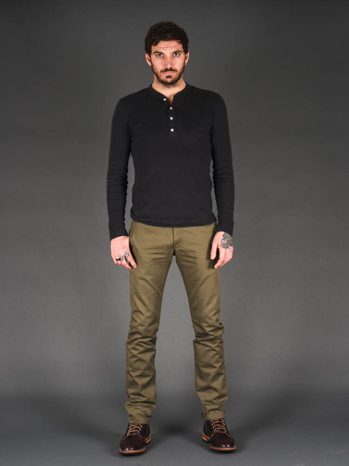 Rogue Territory Officer Trouser - Olive