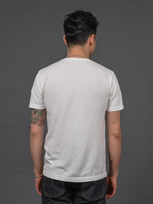UES Ramayana Pocket T shirt - White