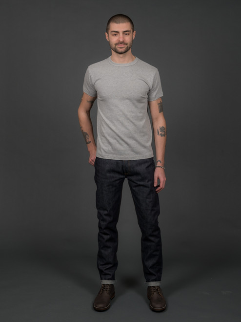 3sixteen CT-100x Classic Tapered Indigo Selvedge jeans