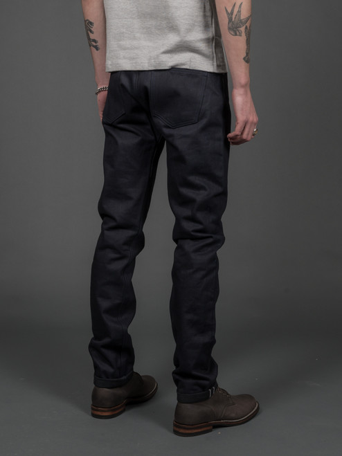 3sixteen CT-120x Classic Tapered Shadow Selvedge Jeans
