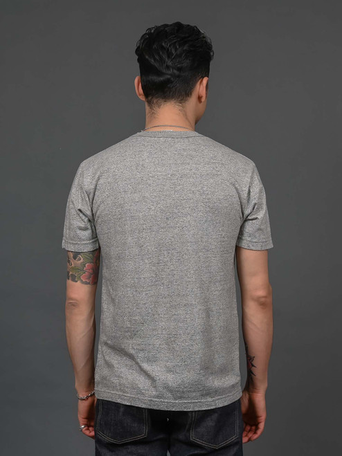 UES Ramayana Pocket T shirt - Grey