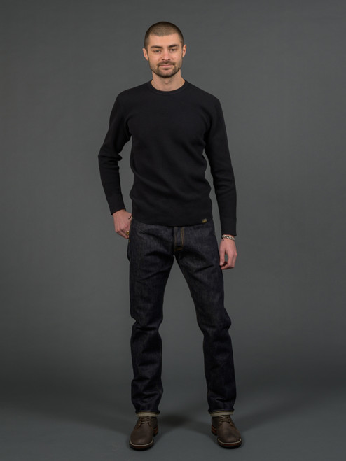IH-888s 21 oz. Relaxed Tapered Selvedge Jeans
