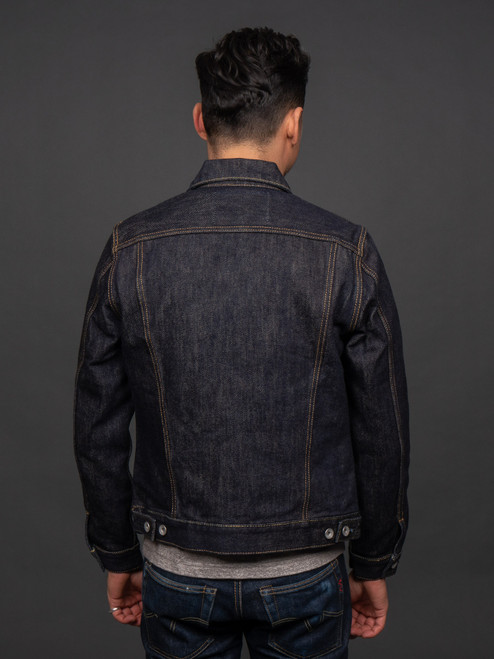 Iron Heart 21 oz Trucker Jacket - Modified Type III