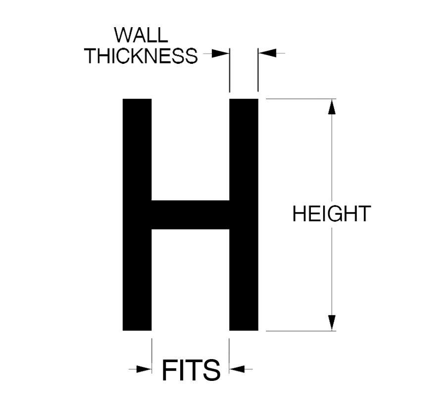 H Sections